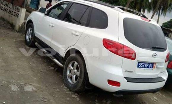 Acheter Voiture Hyundai Santa Fe Blanc à Abidjan en Abidjan