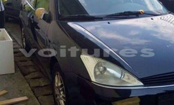 Acheter Voiture Ford Focus Bleu à Abidjan en Abidjan