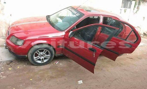 Acheter Voiture Honda Civic Rouge à Abidjan en Abidjan