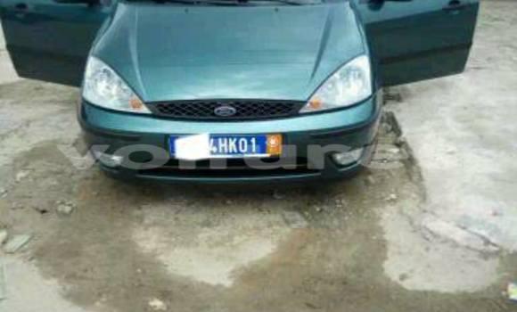 Acheter Voiture Ford Focus Vert à Abidjan en Abidjan