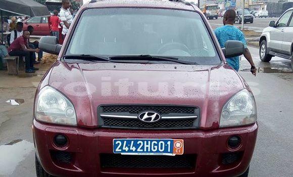 Acheter Voiture Hyundai Tucson Rouge à Abidjan en Abidjan