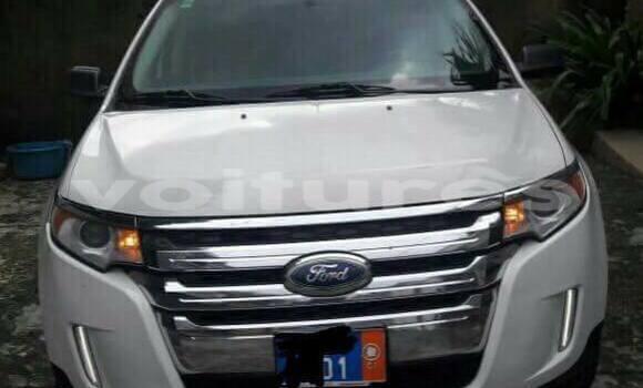 Acheter Voiture Ford Edge Blanc à Abidjan en Abidjan