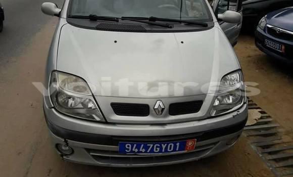 Acheter Voiture Renault Scenic Gris à Abidjan en Abidjan