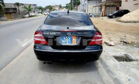 Acheter Voiture Mercedes-Benz CLK-Class Noir à Abidjan en Abidjan