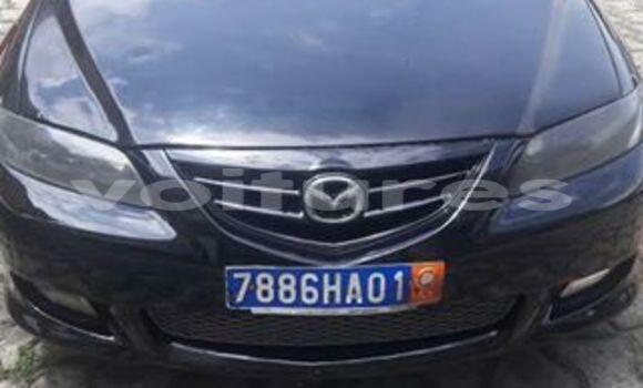 Acheter Voiture Mazda 6 Noir à Abidjan en Abidjan