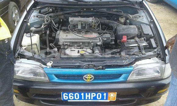 Acheter Voiture Toyota Corolla Noir à Abidjan en Abidjan