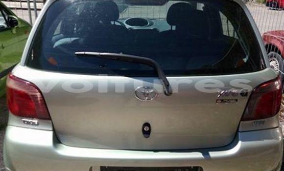 Acheter Voiture Toyota Yaris Gris à Abidjan en Abidjan
