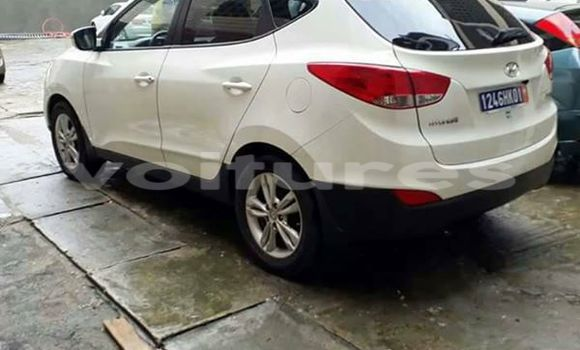 Acheter Voiture Hyundai ix35 Blanc à Abidjan en Abidjan