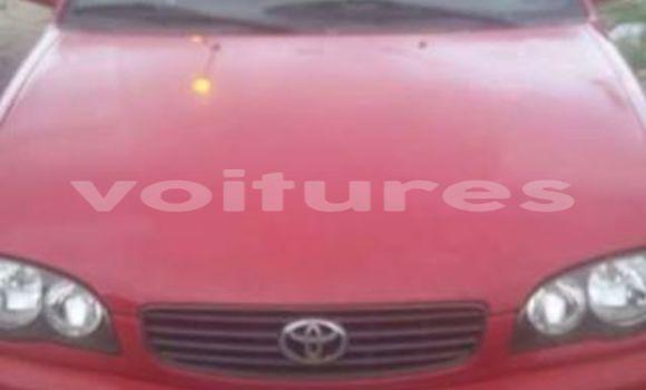 Acheter Voiture Toyota Corolla Rouge à Abidjan en Abidjan