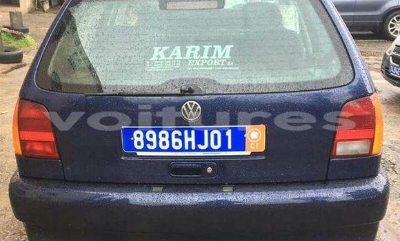 Acheter Voiture Volkswagen Polo Bleu à Abidjan en Abidjan