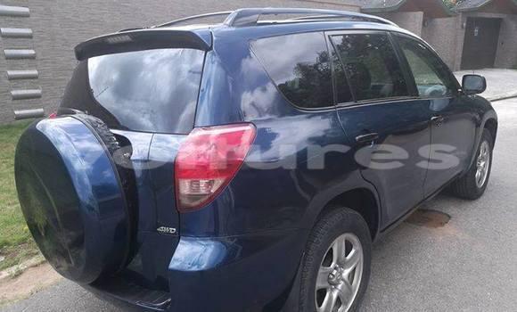 Acheter Voiture Toyota RAV4 Bleu à Abidjan en Abidjan